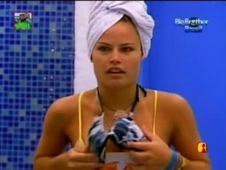 Big Brother Brazil – Nipple Pop Out