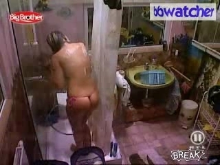 Big Brother Germany – Changing and Shower