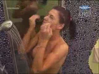 Big Brother Germany – Hot Shower