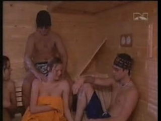 Big Brother Norway – Hot Sauna