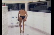 Big Brother Australia – Heels in the shower