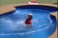Big Brother USA – Pool Fall